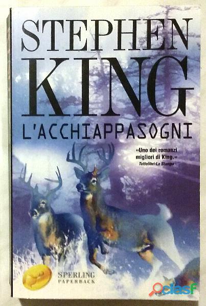 L' acchiappasogni di Stephen King; Editore: Sperling Paperback, 2004 nuovo