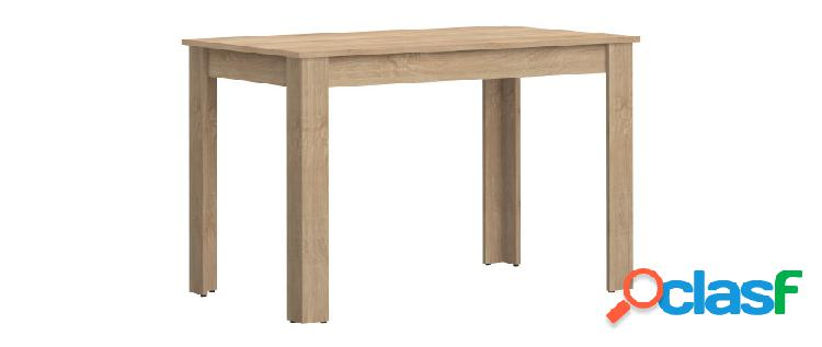 Tavolo da pranzo di design in legno chiaro presto