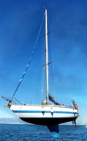 Barca a vela 11 m