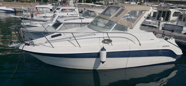 Barca saver riviera 24 250cv turbo diesel