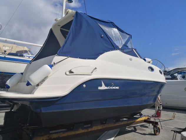 Barca seacode 25 anno 2008