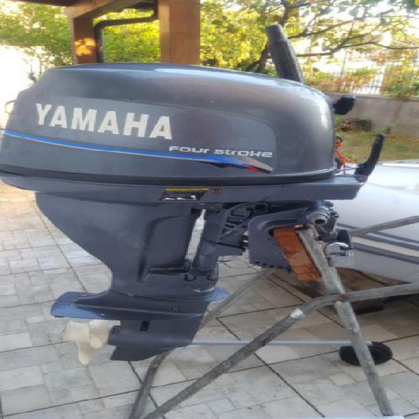 Motore yamaha 9.9 hp 4 tempi gambo corto