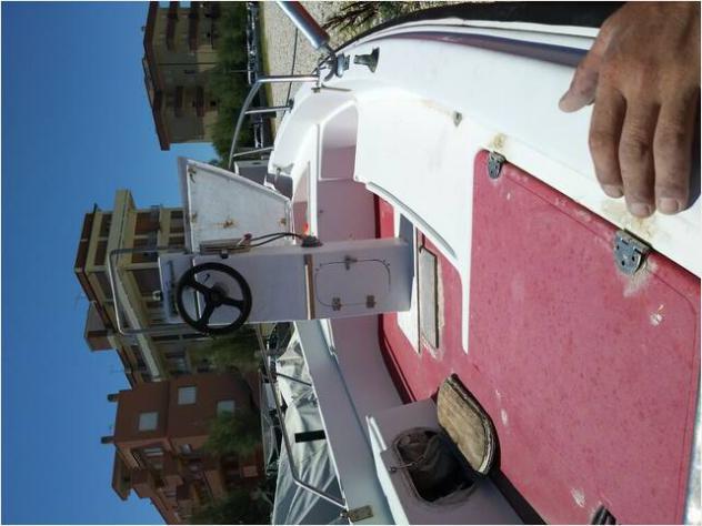 Barca a motore barca cantiere tripesce anno1994 lunghezza