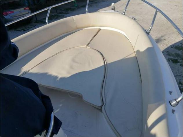 Barca a motoremarino keope 590 anno2004 lunghezza mt6
