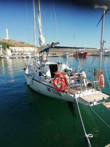 Barca a vela 12 metri