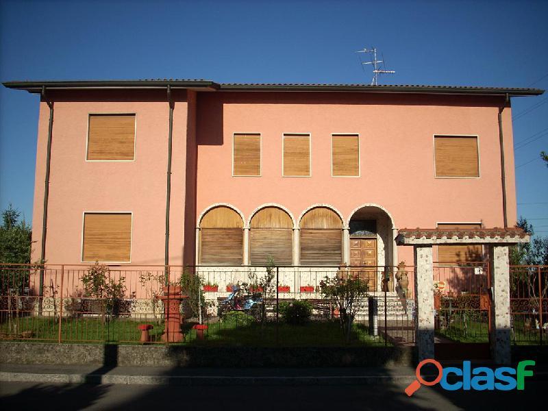Villa Singola a Treviglio (BG)