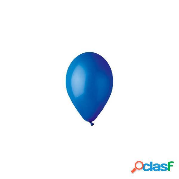 100 palloncini blu g110 in lattice grandi per festa party compleanno eventi