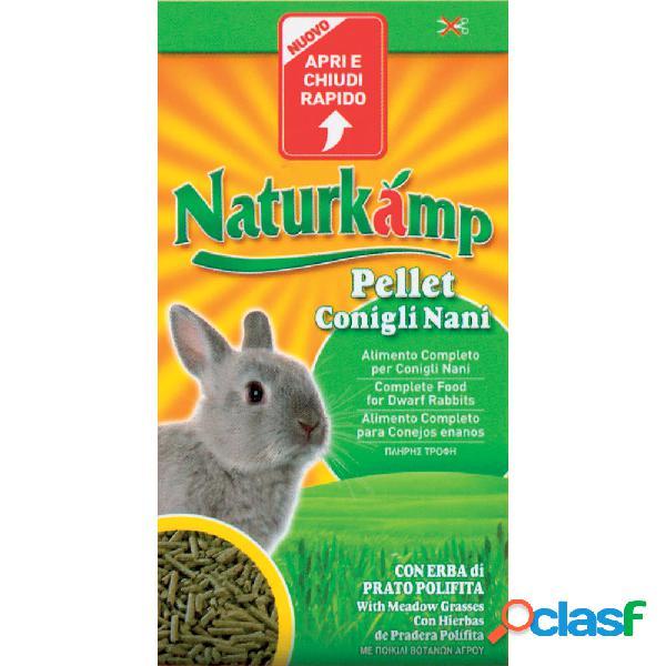 Raff naturkamp pellet conigli nani 900 gr.