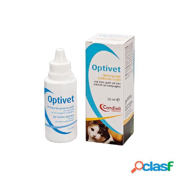 Candioli optivet 50 ml soluzione oculare