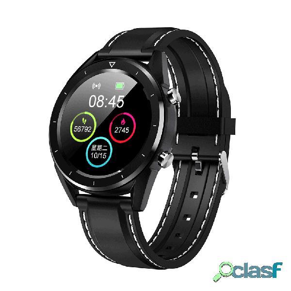 Big display smart watch ecg monitor hr orologio mobile per..