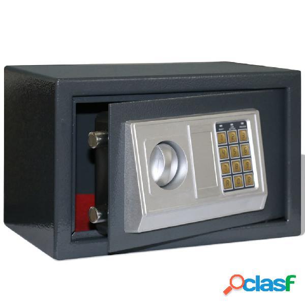 Vidaxl cassaforte digitale elettronica 31 x 20 x 20 cm