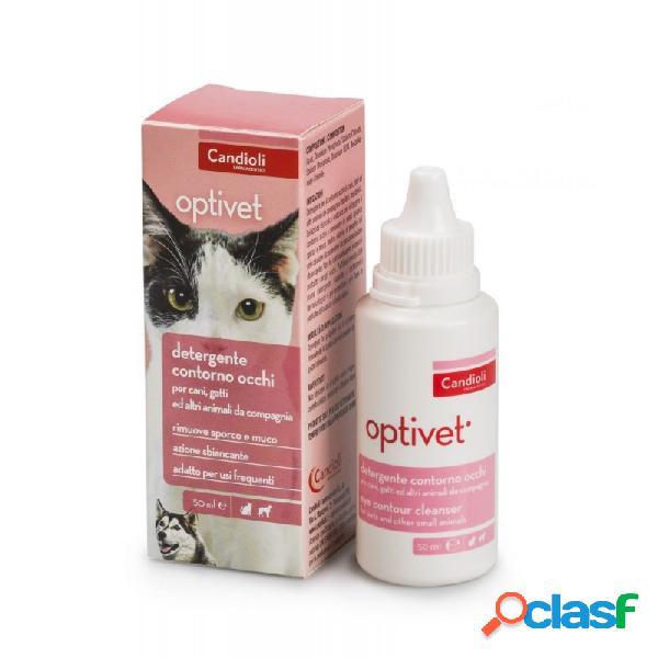 Candioli - candioli optivet detergente occhi gocce - flacone da 50 ml