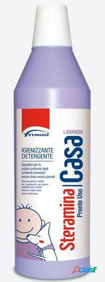 Formevet igienizzante detergente steramina pronto uso casa l 1 lavanda