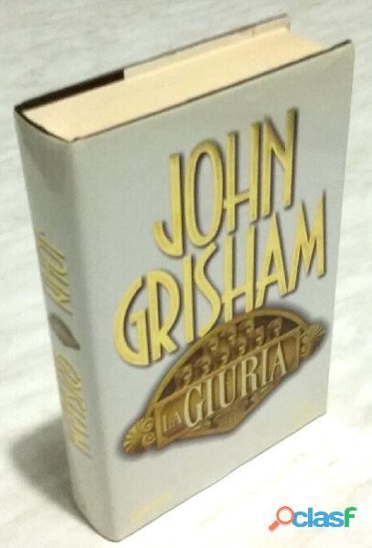 La giuria di John Grisham; 1°Ed.Arnoldo Mondadori, 1996 nuovo