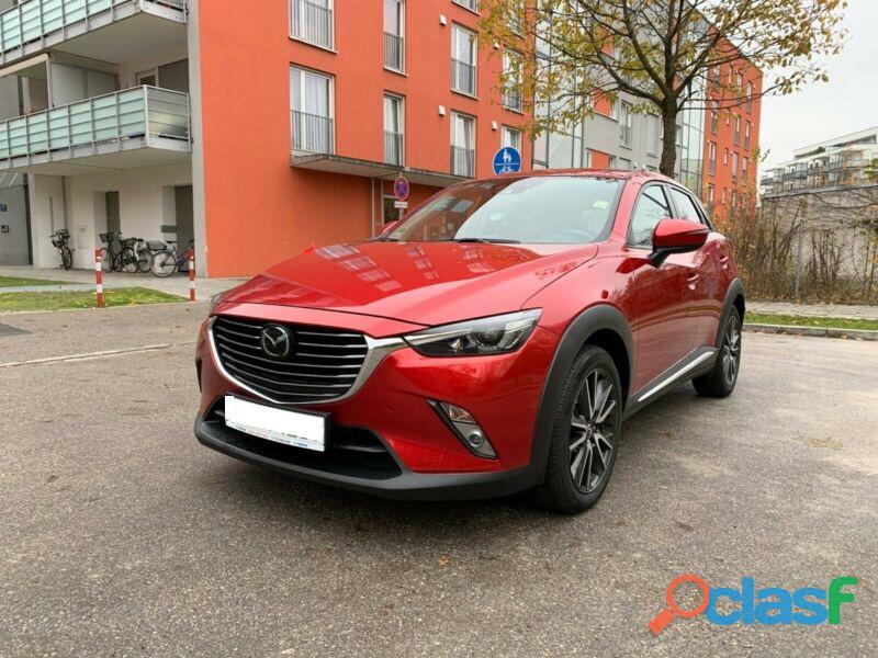 Mazda cx 3 skyactiv g 150 skyactiv drive