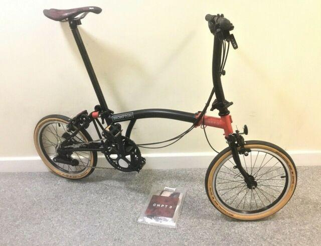 Bicicletta pieghevole speciale brompton
