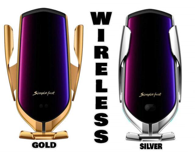 Caricatore qi wireless per auto android ios