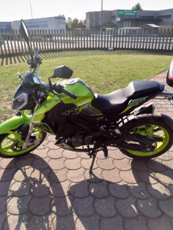 Keeway motor - rkf 125