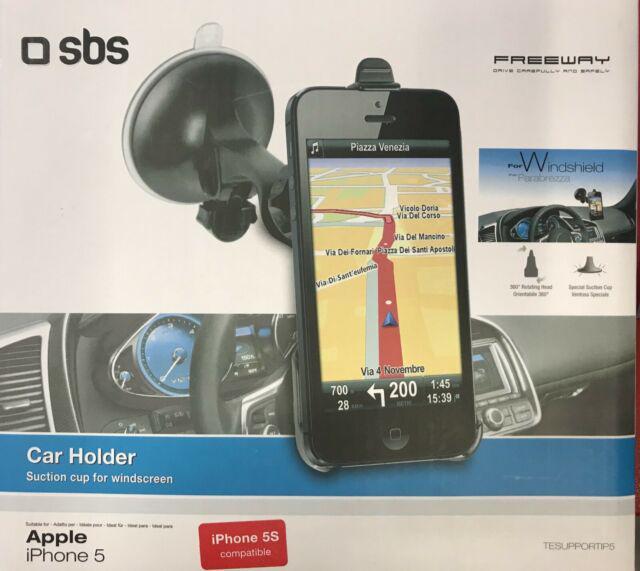 Supporto auto iphone 5/5s