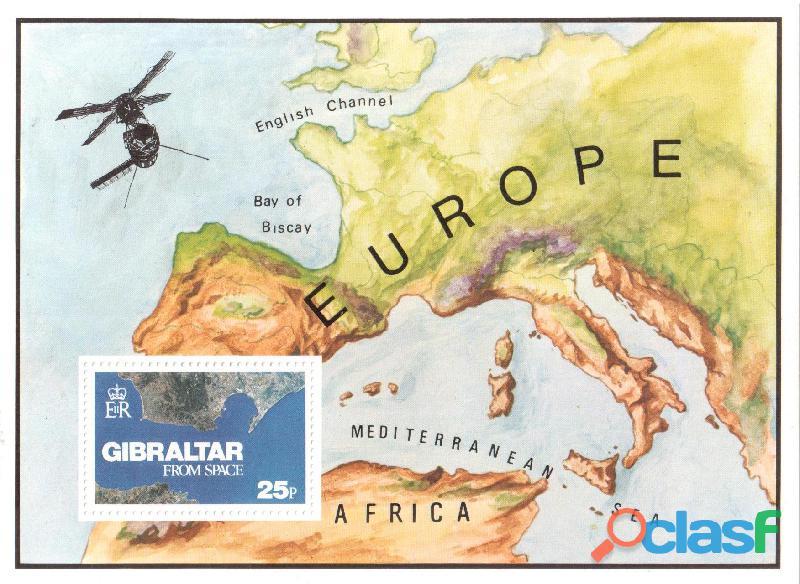Foglietti Gibilterra, Finlandia, Jersey & Germania