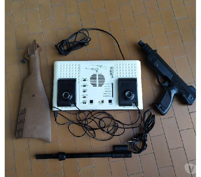 Console pong vintage norda tv game h-925