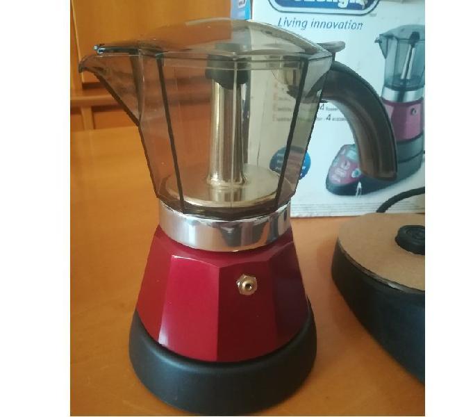 Caffettiera elettrica alicia delonghi con timer