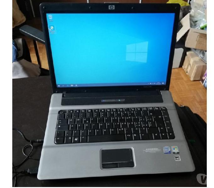 Notebook hp compaq 6720s 15,4