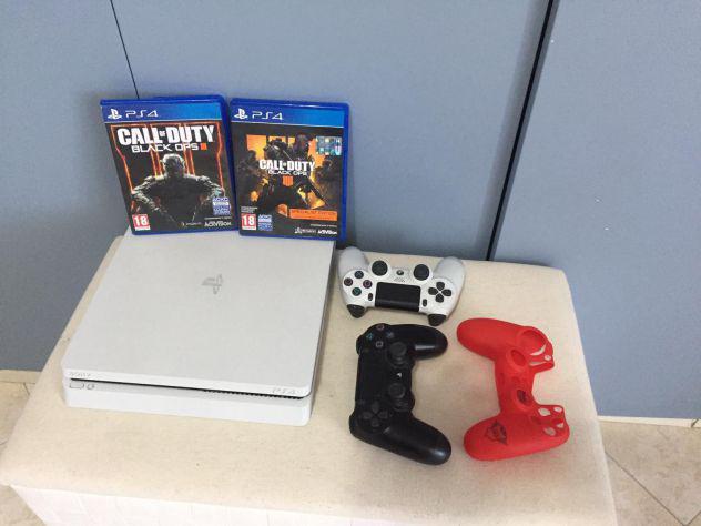 Playstation 4 slim nuova