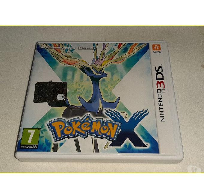 Pokemon x gioco per nintendo 3ds