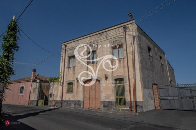 Villa di 220mq in via ronzini 20 a trecastagni