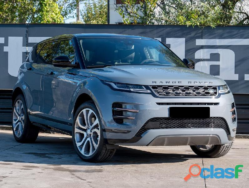 Land rover evoque 2.0d first edition awd