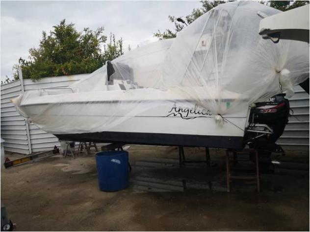Barca a motore barca open astra 21 etec anno2010 lunghezza