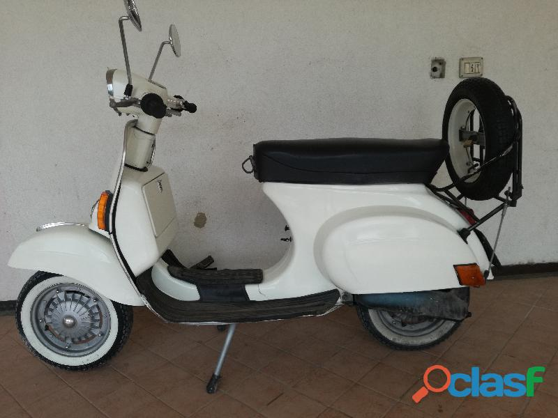 Vespa 50 l, v5a1t   anno 1968 accessoriata