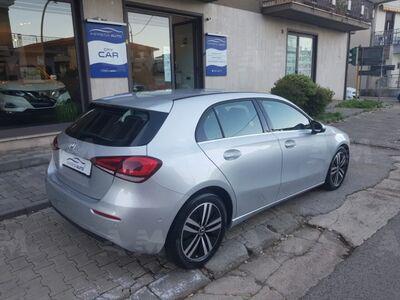 Mercedes-benz classe a 180 d automatic business usata a