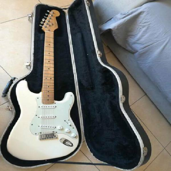 Fender stratocaster american 1995 olympic whit