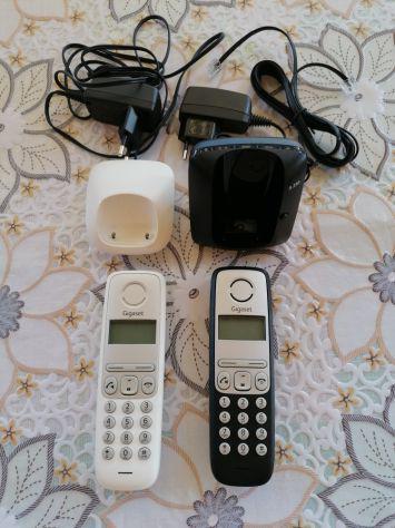 Telefono cordless kit 2 duo siemens gigaset