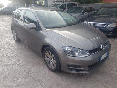 Volkswagen golf 1.6 bluetdi 110 cv dsg 5p. highline usata a