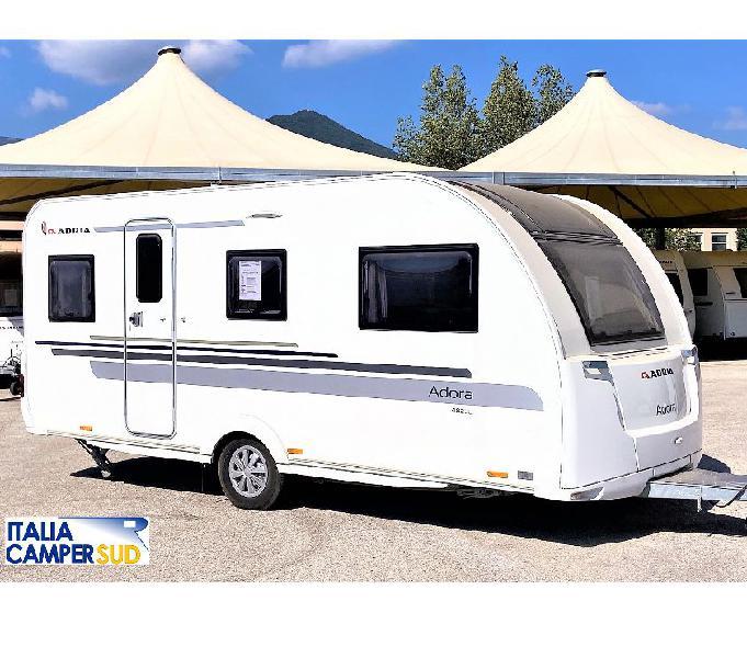 Caravan adria adora 482 lu nuova con letti gemelli