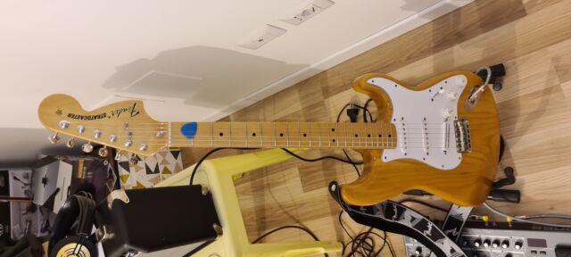Fender stratocaster 70s upgrades pickup custodia