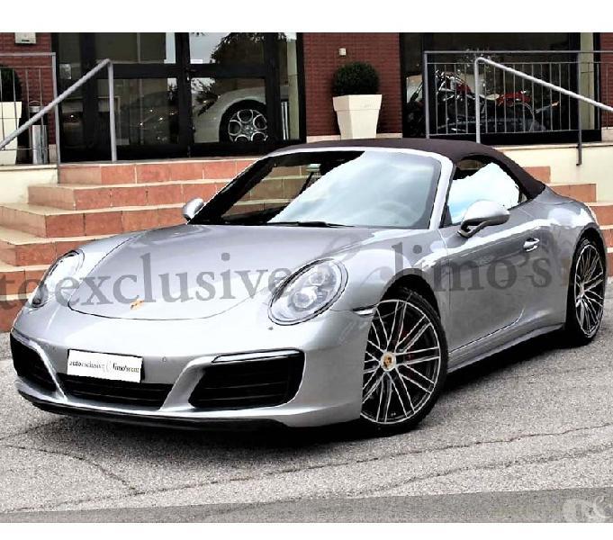 Porsche 991 4s cabrio