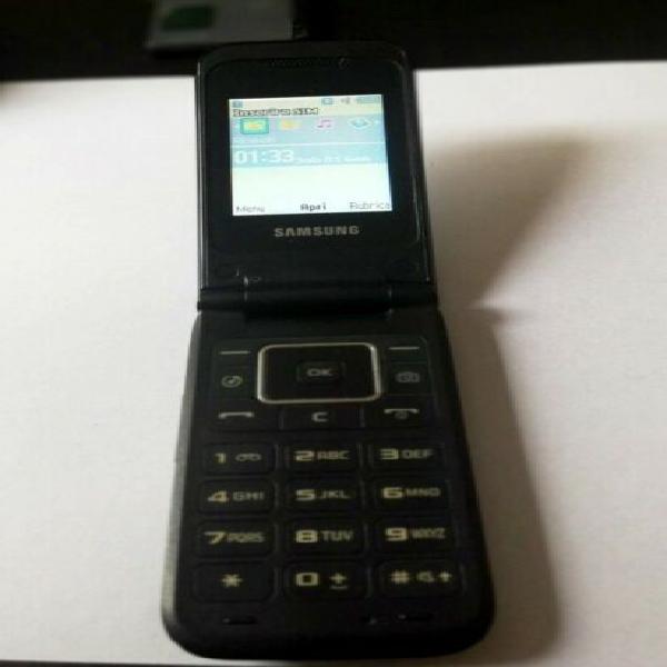 Telefono cellulare samsung gt-e2530 flip