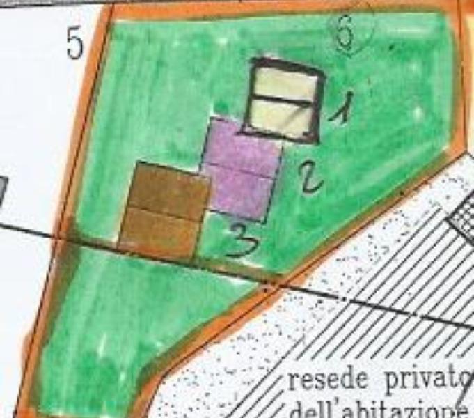 Poppi n. 3 villette schiera 5 vani, 3 bagni, garage, loggie