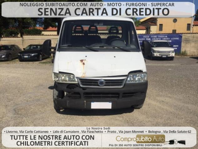 Fiat ducato 15 2.8 jtd pl cabinato rif. 13785737