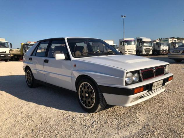 Lancia delta 2.0 i.e. turbo hf integrale rif. 12800423