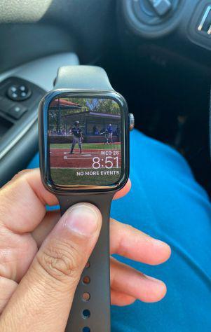Apple watch series 5 nero gps/cell 32gb