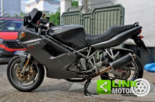 Ducati - st4 s - 2002 ottime condizioni