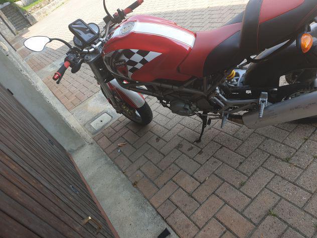 Ducati monster 620 i.e. depotenziata a2 gomme nuove