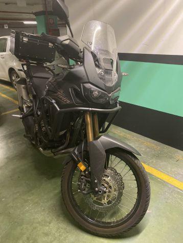 Honda africa twin 2018 dct