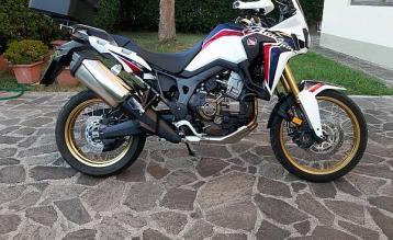 Honda crf 1000 l africa…