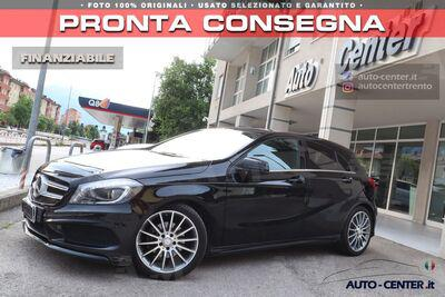 Mercedes-benz classe a 200 cdi premium usata a trento -
